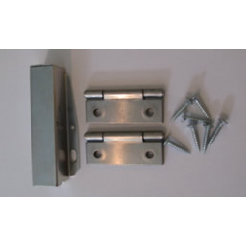 Loft Diy Ladder Drop Down Door Hinge Conversion Kit