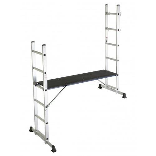 Portable 5 Way Work Platform Ladders Hd628 Lofts Amp Ladders