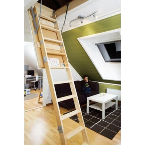Lex70 Loft Ladder Midmade Timber Loft Ladders Ladders