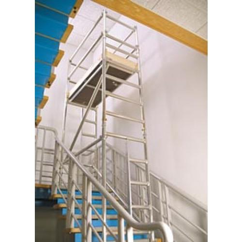 Euro Scaffold Tower Walkthrough Lofts Amp Ladders
