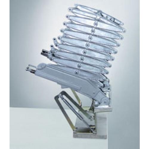 Concertina Loft Ladder Vertical Type Loft Ladders