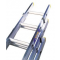 Aluminium ELT Extension Ladders Double