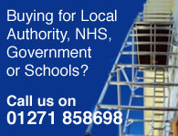 Buying for Local Authority, NHS, Government or Schools?