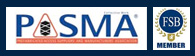 Pasma and FSB logo